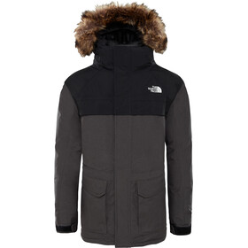 The North Face McMurdo Parka Chłopcy, tnf medium grey heather